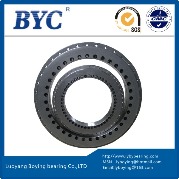 YRT50 (IDxODxH:50x126x30mm) Rotary Table Bearings| Axial/Radial Turntable bearing
