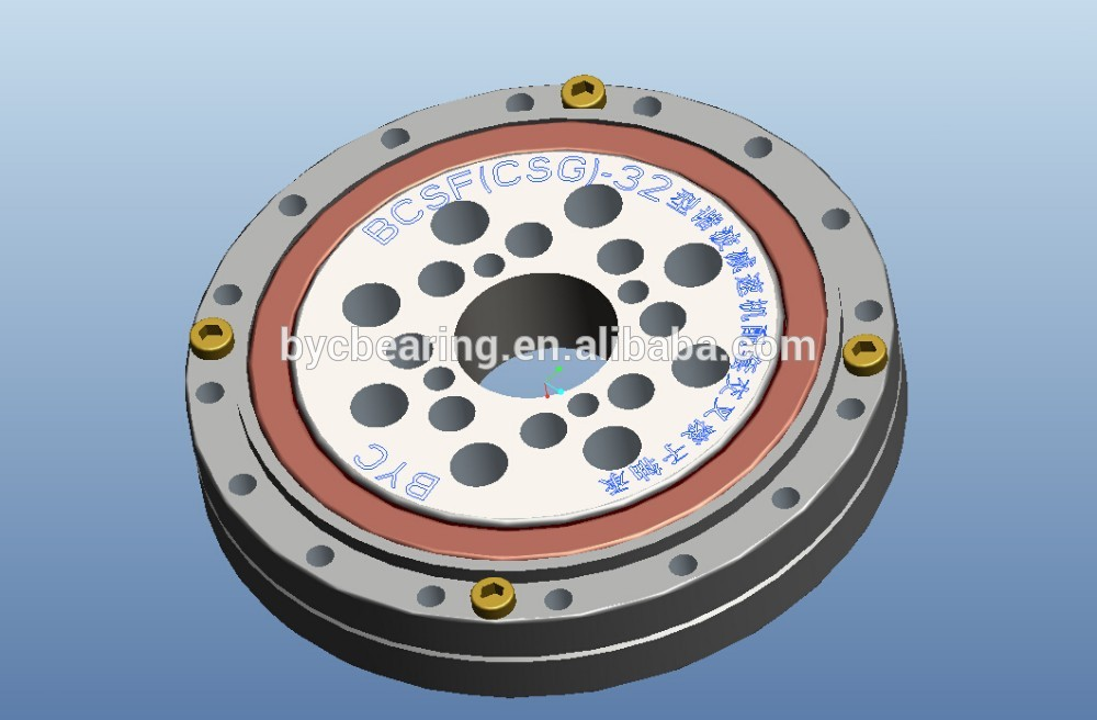 BCSF BCSG Cross Roller Bearing used for Harmonic Drive
