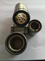 linear bearing LM20 Copper cage