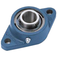 UCFL202 pillow block ball bearing with housing