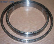 Thin section four point contact bearing HKD050X