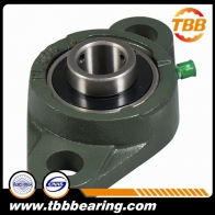 Oval flange unit UCFL206