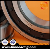 Single row cylindrical roller bearing NJ314