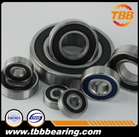 Deep groove ball bearing 6208-ZZNR