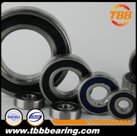 Deep groove ball bearing 625-2RS