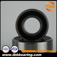 Deep groove ball bearing 626-2RSC3