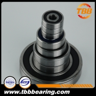 Deep groove ball bearing 6300-2RSC3