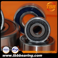 Deep groove ball bearing 63001-2RS