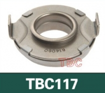 Clutch release bearing for GM