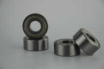 Double row angular contact ball bearing 3307-2RSC3