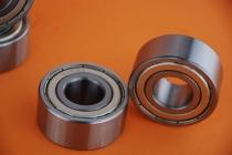 Double row angular contact ball bearing 3205-2RSC3