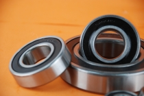 Single row deep groove ball bearing 6010-2RSC3