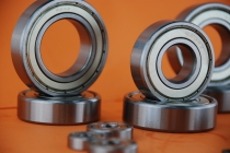 Deep groove ball bearing 6000-2RSC3