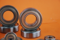 Deep groove ball bearing 6006-ZZC3