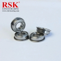 F606ZZ 6*17*6mm RSK precision miniature flange bearing