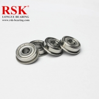RSK F686ZZ precision miniature ball flange bearings