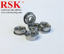 RSK MF126ZZ MIMIATURE THIN WALL FLANGE BEARINGS