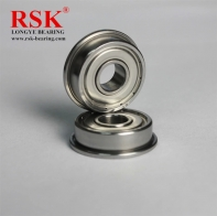 RSK precision flange bearings F608ZZ 8*22*7*5mm SRL grease Z4P5