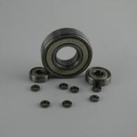 Single row deep groove ball bearing 609ZZC3