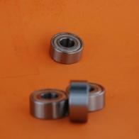 Double row angular contact ball bearing 5207-2RS